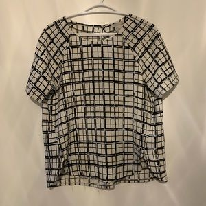 H&M pattered tshirt